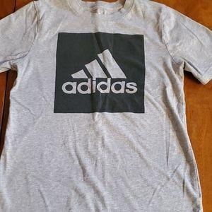 Adidas SS Tee/ size 7 boys
